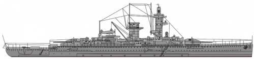 DKM Admiral Graf Spee [Pocket Battleship] (1936)