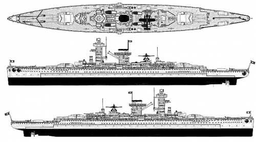 DKM Admiral Graf Spee (Pocket Battleship) (1939)