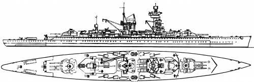 DKM Admiral Scheer [(Pocket Battleship) (1944)