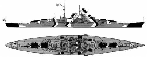 DKM Bismarc (Battleship)