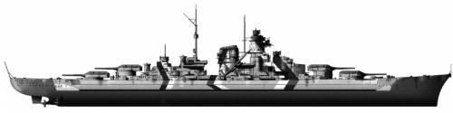 DKM Bismarck (Battleship)