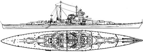 DKM Bismarck (Battleship) (1941)