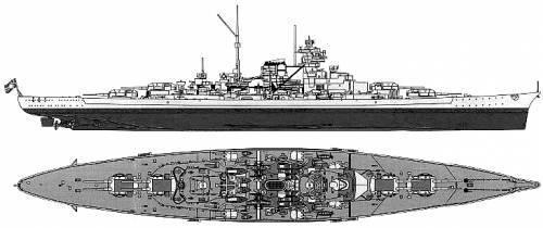 DKM Bismark (1941)