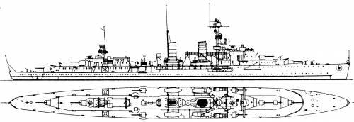 DKM Emden (Light Cruiser)