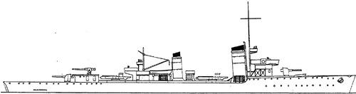 DKM Falke 1944 [Type 23 Torpedo Boat]