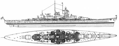 DKM Gneisenau (Battlecruiser)