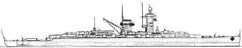 DKM Graf Spee [Pocket Battleship] (1938)