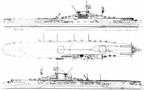 DKM Graf Zeppelin (Aircraft Carirer) (1942)