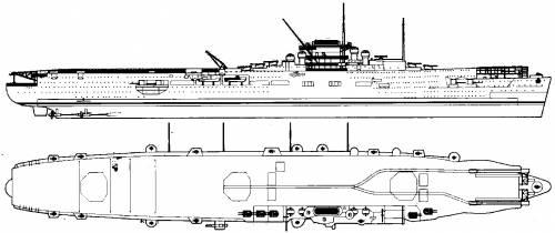 DKM Graf Zeppelin [Aircraft Carrier] (1939)