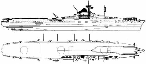 DKM Graf Zeppelin [Aircraft Carrier] (1942)