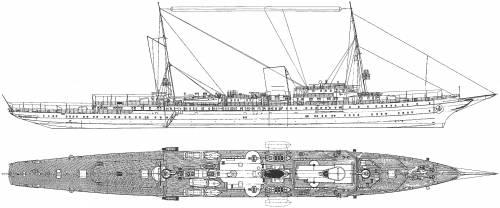 DKM Grille (Aviso Yacht) (1935)
