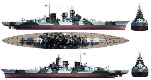 DKM H39 Class (Battleship)