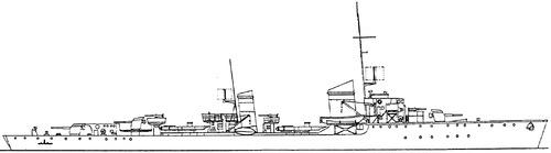 DKM Jaguar 1944 [Type 24 Torpedo Boat]