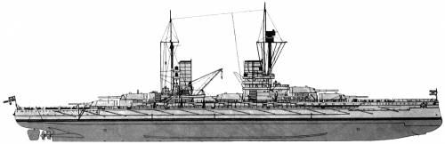 DKM Konig (Battleship) (1914)