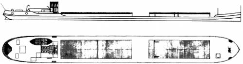 DKM Lastkahn (Transport)