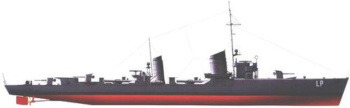 DKM Leopard 1931 [Torpedo Boat]
