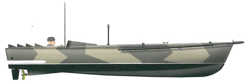 DKM Linse Type II (Sprengboot) (1944)