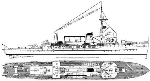 DKM M-Boot 35 [Patrol Boat]