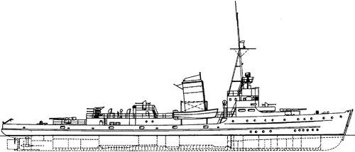 DKM M-Boot [Patrol Boat]
