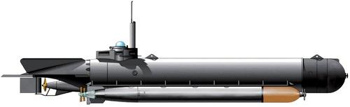 DKM Molch Midget Submarine