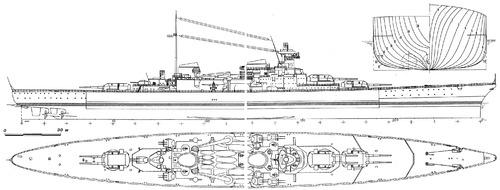 DKM O Class (Battlescruiser)