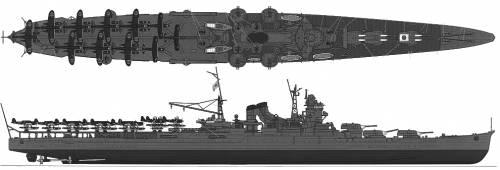 IJA Nogami (Heavy Cruiser)