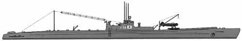IJM I-58 (Submarine