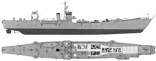 IJN 103 Type (Transport Vessel)