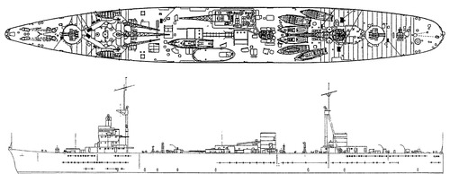 IJN Akashi (Repair Ship)