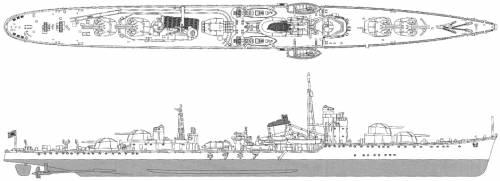 IJN Akitsuki (Destroyer)
