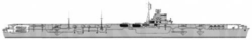IJN Aso (Aircraft Carrier) (1943)