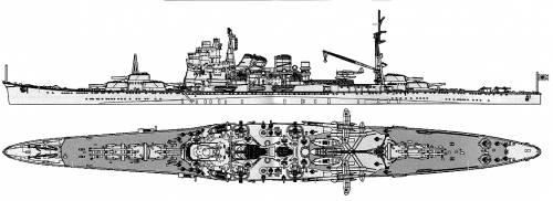 IJN Atago [Heavy Cruiser]