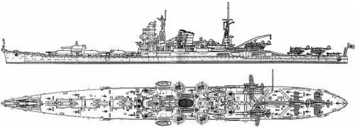 IJN Chikuma (Heavy Cruiser)