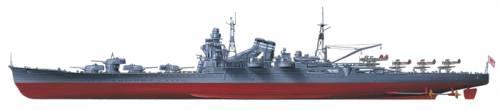 IJN Chikuma [Heavy Cruiser]