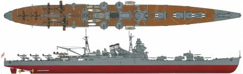 IJN Chikuma (Heavy Cruiserl)