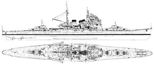 IJN Chokai (Heavy Cruiser) (1941)
