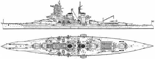 IJN Haruna (Battleship )