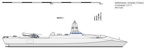 NL FF Schelde Combatant 12717