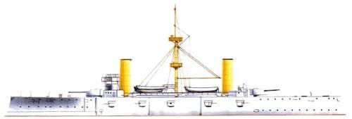 ARA General Garibaldi (Battleship) (1895)