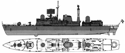 ARA Hercules (Sheffield Class Destroyer)