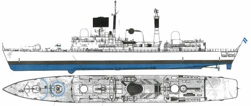 ARA Hercules (Type 42 Destroyer)