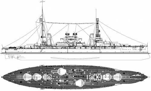 ARA Rivadavia [Battleship] (1935)