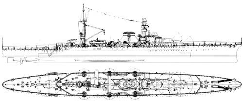 ARA Veinticinco de Mayo C-2 [Heavy Cruiser]