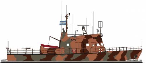 ARA Z-28 Class Patrol Boat