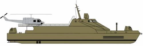 ARC Orinoco [Patrol Boat]