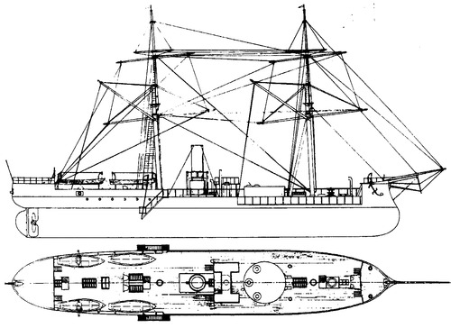 BAP Huascar (1866)