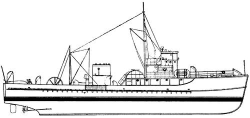 BYMS Trawler