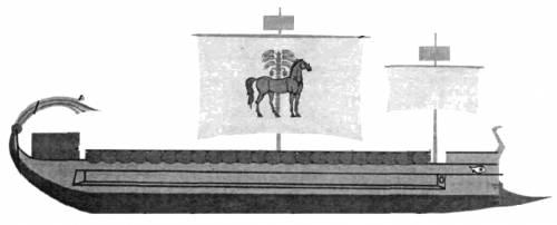 Carthagenean Galeon