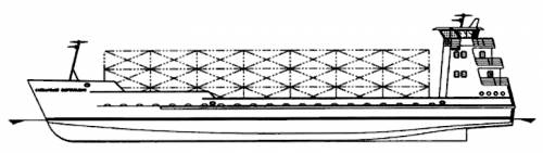 Chesapeake Container Vessel