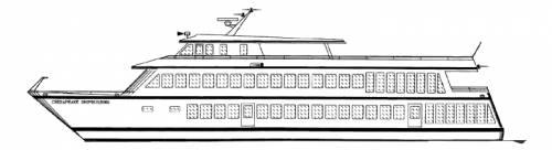Chesapeake Restaurant Excursion Ship